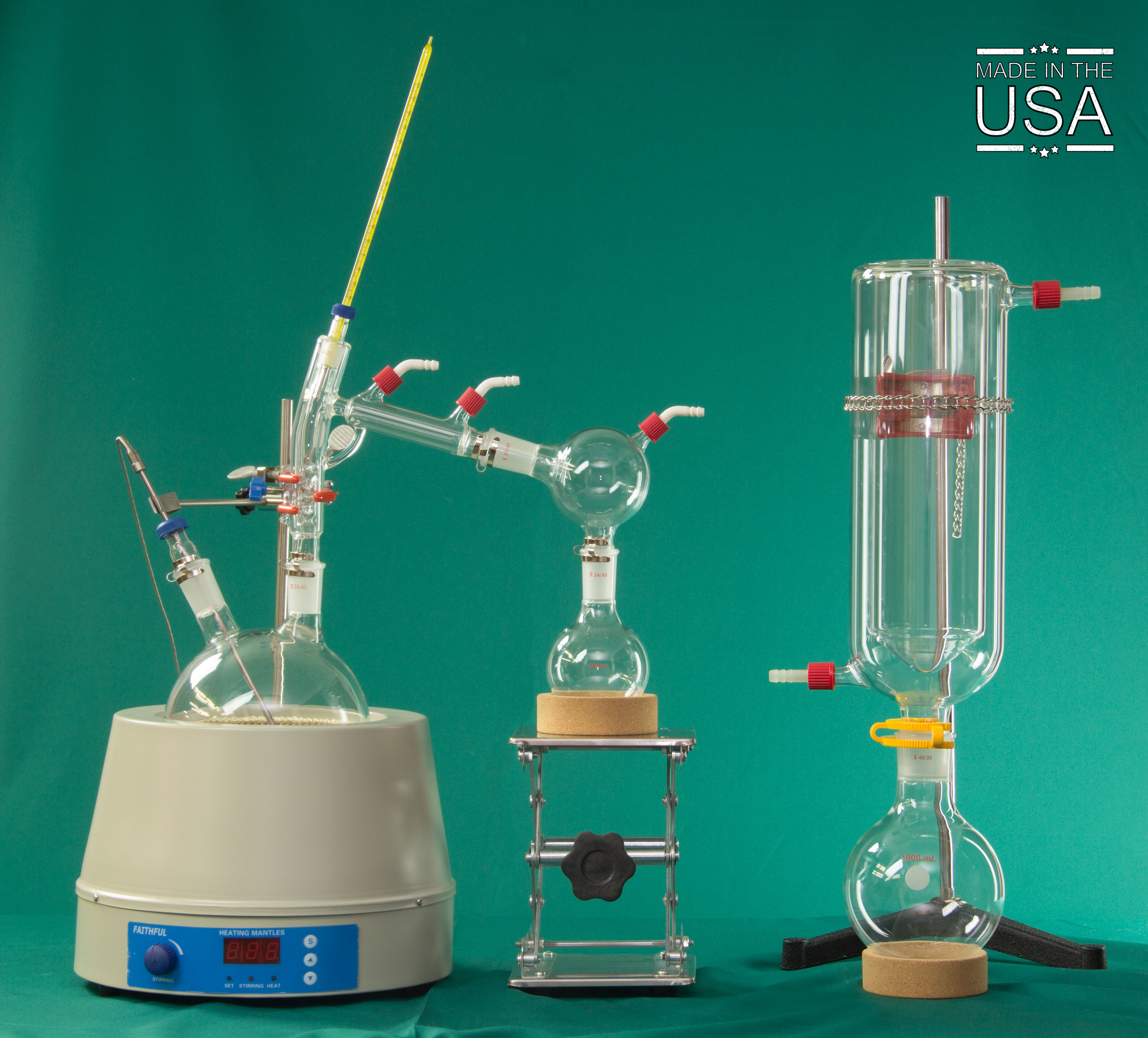 Item # 3235-02, Short Path Distillation On NDS Technologies, Inc