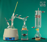 3235 Short Path Distillation - Manufactured by NDS Technologies, Inc.