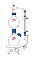 3260 Essential Oil Distillation Apparatus - Manufactured by NDS Technologies, Inc.