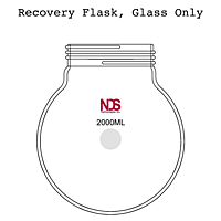 4020 Series Recovery Flask Glass Only