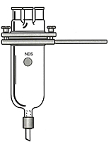 4036 Reaction Apparatus, Unjacketed - Manufactured by NDS Technologies, Inc.