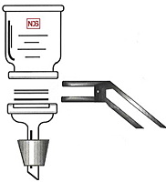 4102 Microfiltration Assembly with Stainless Steel Support - Manufactured by NDS Technologies, Inc.