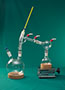 3235-32 Short Path Distillation Kit, Glassware Only, Manufactured by NDS Technologies, Inc., ndsglass.com